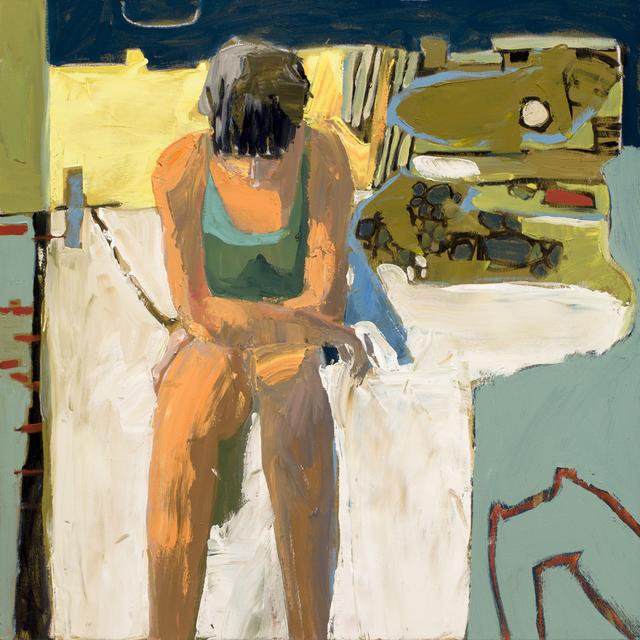 , 'Pool,' 2018, Sue Greenwood Fine Art
