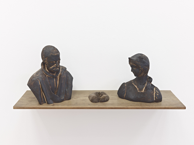, 'Couple,' 2014, Gerhardsen Gerner