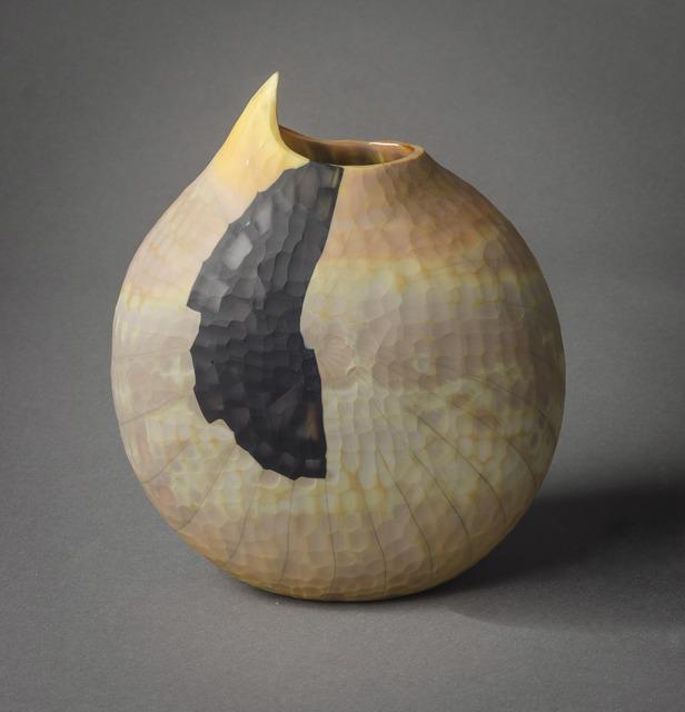 , 'Battuto Nautilus Vase,' 1999, Hieronymus