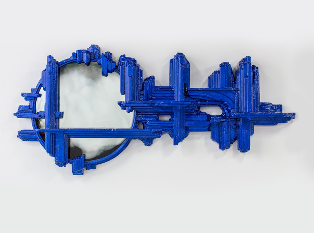 , 'Alufoil (Arcade Mirror),' 2016, Friedman Benda