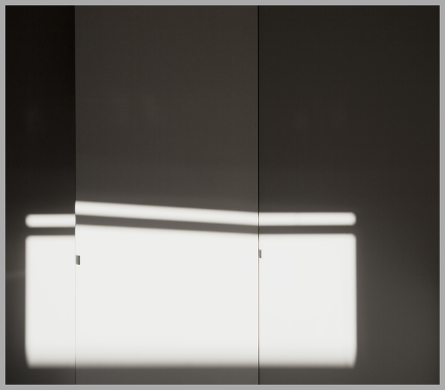 , 'Composition #12from: Compositions of Light on White,' 2011, Andréhn-Schiptjenko