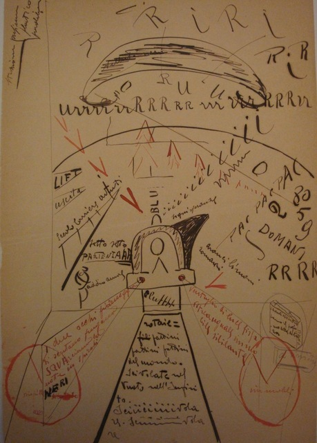 , 'Il Treno,' 1921, Adler & Conkright Fine Art