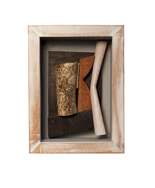 , 'Black Shelf,' 2012, The Scottish Gallery