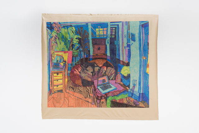 , 'Living room,' 2016, Pilar Corrias Gallery