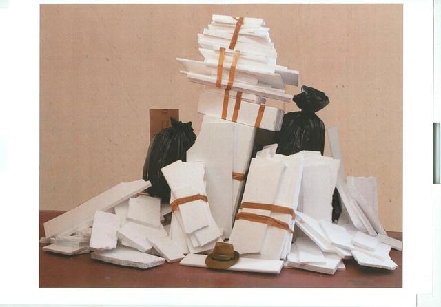 , 'Homage to Lanificio Bonotto,' 1990, Fondazione Bonotto