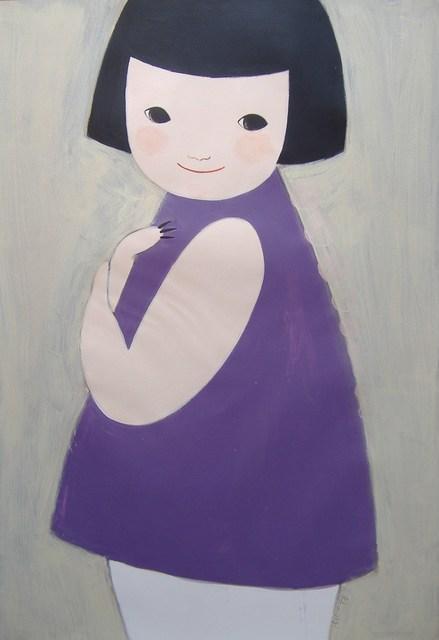, 'Lonesame_Lilac,' 2008, Ohshima Fine Art