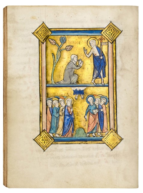 , 'Donaueschingen Psalter and Book of Hours,' 1250-1275, Dr. Jörn Günther Rare Books