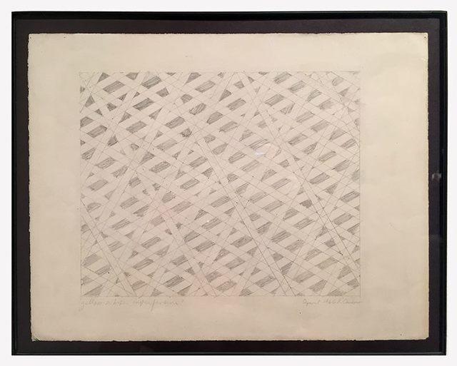 , 'Brown-Ochre (7),' 1966, Hal Bromm