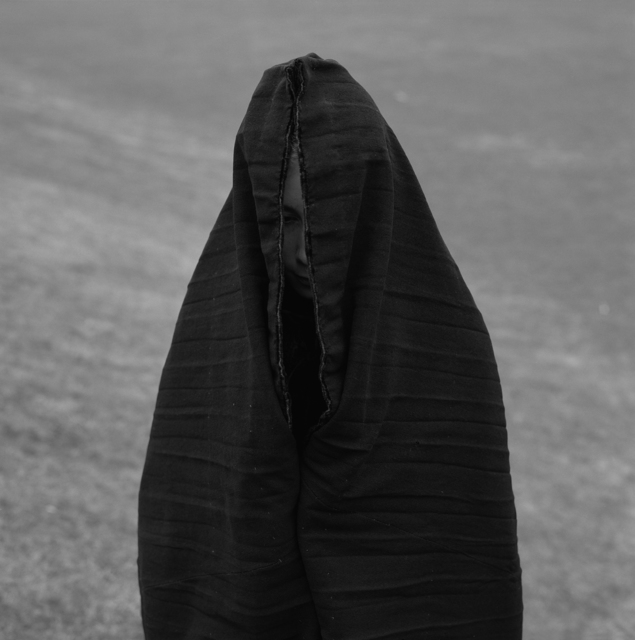 , 'JØB III, Dress of Mourning,' 2016, Martin Asbæk Gallery
