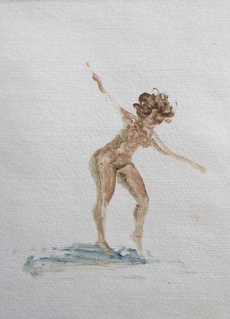 , 'Dancing,' Mid 20th c., Bakker Gallery