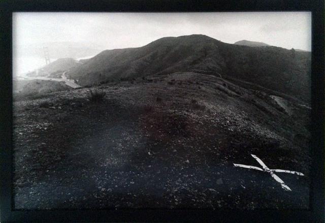 , 'Wolfback Ridge (2nd view), Sausalito, California,' 2014, Addison/Ripley Fine Art