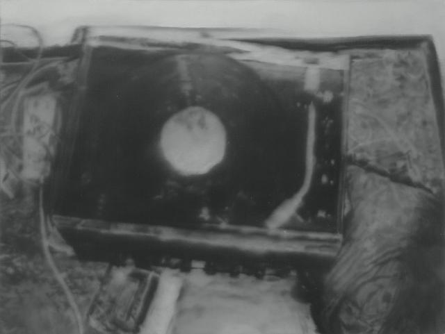 , 'Plattenspieler,' 1988, Fondation Beyeler