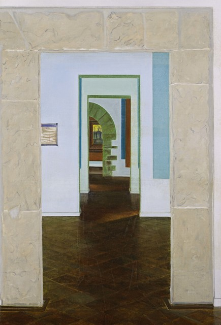 , 'Gallery, Palermo,' 2016, Purdy Hicks Gallery