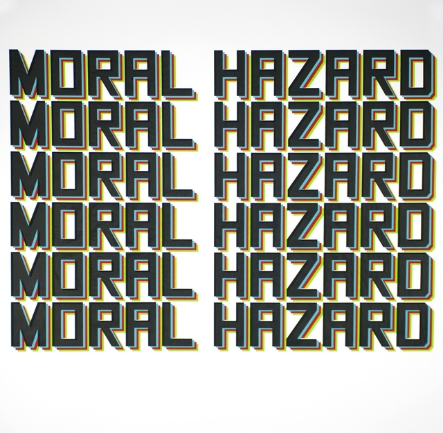 , 'Moral Hazard, 2 of 5    ,' 2014, SLATE Fine Art Gallery