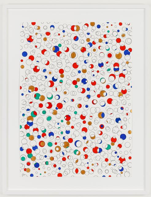 , 'Trait 6,' 2005, Galerie Isabella Czarnowska