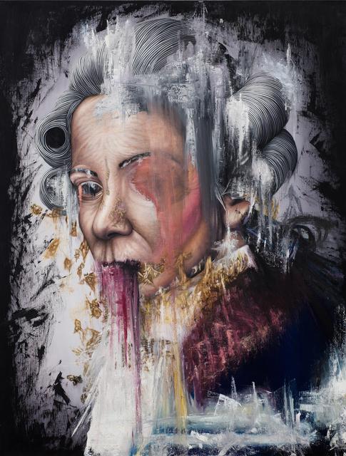 , 'Éthéré,' 2016, DETOUR Gallery