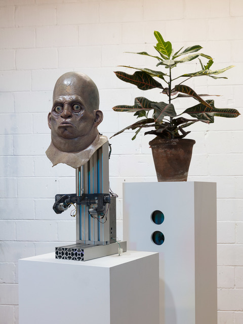 , 'Pachu,' 2016, Christine Park Gallery