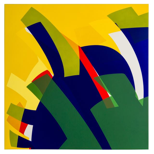 , 'Azul - Verde 1-2,' 2016, Marion Gallery