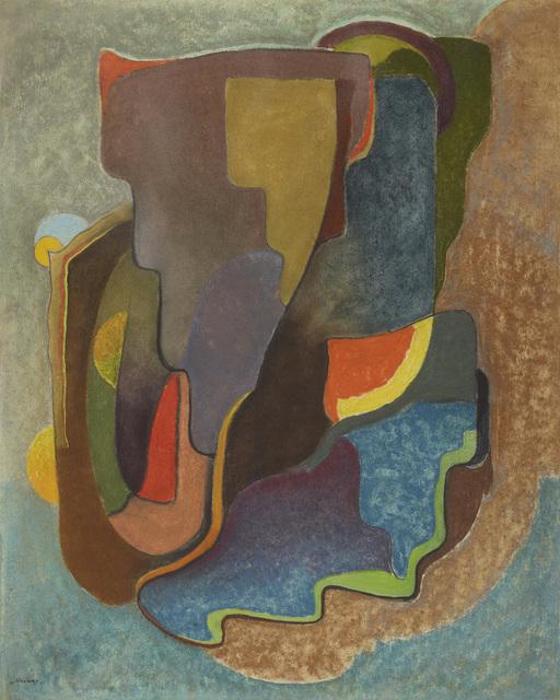 Will Henry Stevens, 'Untitled, #1465', 1935-1945, Blue Spiral 1