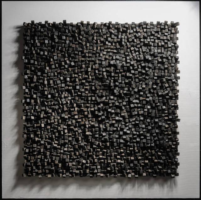 Guy Leclef, 'TW 417', 2018, Liquid art system