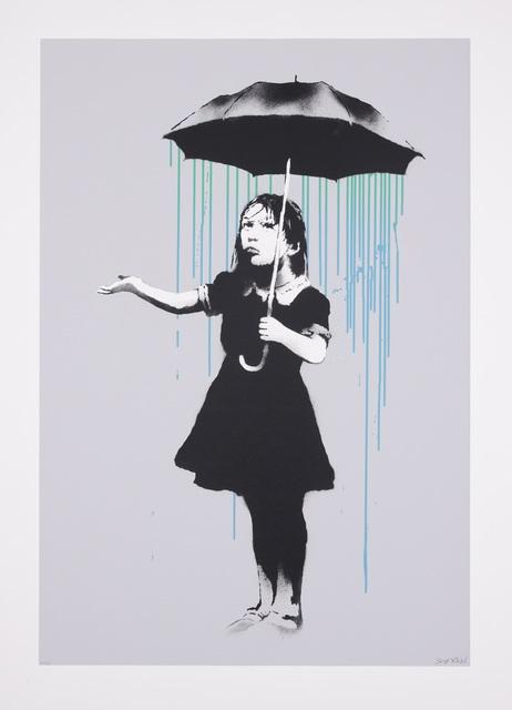 Banksy, 'NOLA (Blue / Green AP)', 2009, Prescription Art