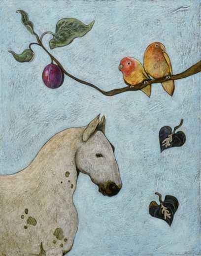 , 'The Gelding,' , Sorrel Sky Gallery