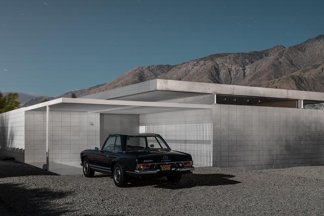 , 'Mountain Mercedes - Midnight Modern,' 2018, ARTITLEDcontemporary