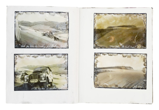 , 'Big Blue on Safari,' 2017, Trotta-Bono Contemporary