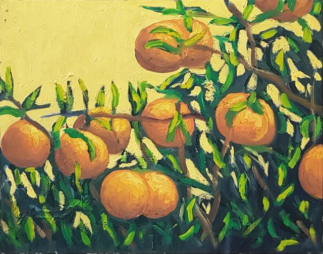 , 'Aranci,' 1982, Dep Art