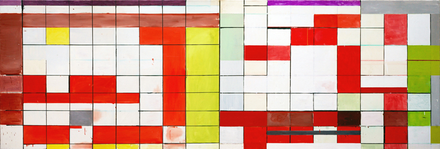 , 'ORGANIGRAMA ,' 2016, Galería Tiro Al Blanco