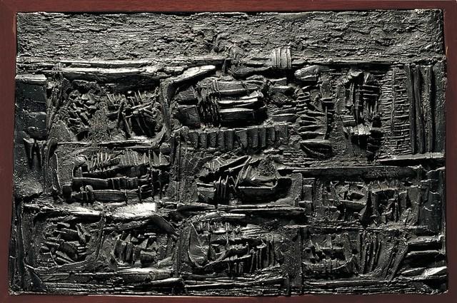 Arnaldo Pomodoro, 'Tavola dei segni, 1957, II', 1957, Tornabuoni Art