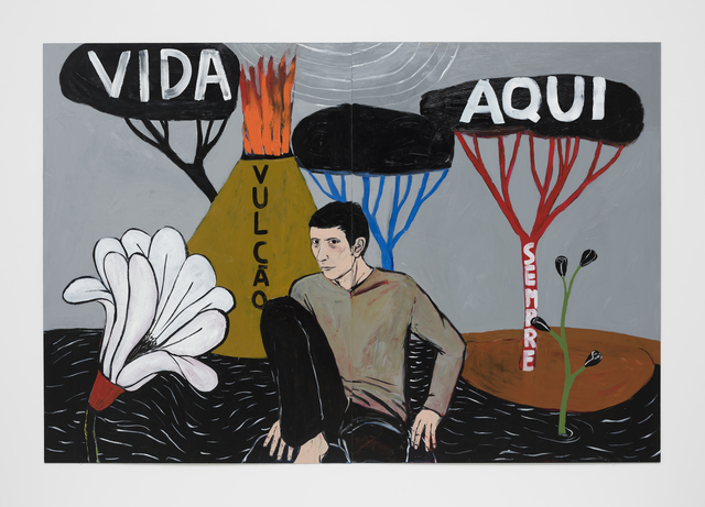 , 'Untitled,' 2016, Casa Triângulo