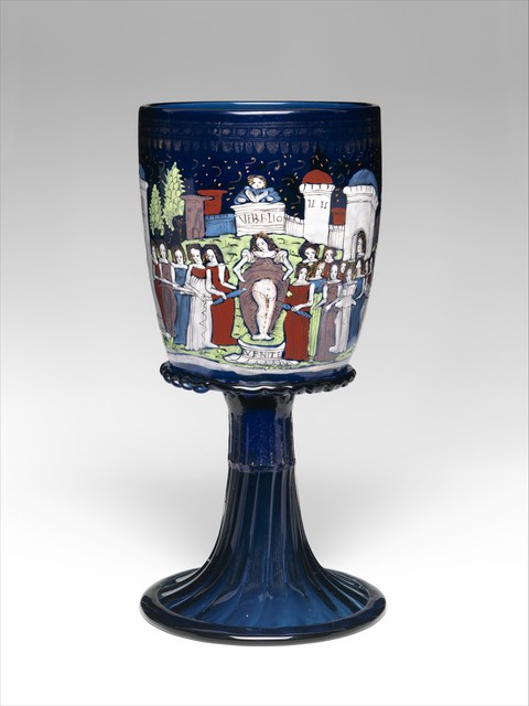 Unknown Italian, 'Goblet', ca. 1475–1500, The Metropolitan Museum of Art