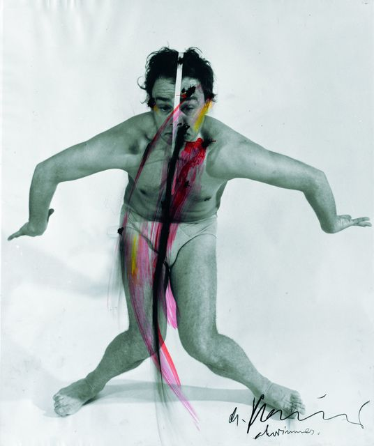 , 'Body-Pose,' 1970, Galerie Elisabeth & Klaus Thoman