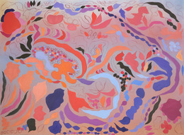 , 'Beach Lively,' 2013, Walter Wickiser Gallery