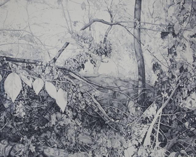 , 'Central Park No.9,' 2012, HDM Gallery