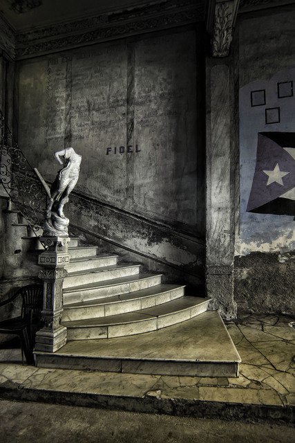 , 'Former Glory Stairwell,' 2013, The Perfect Exposure Gallery