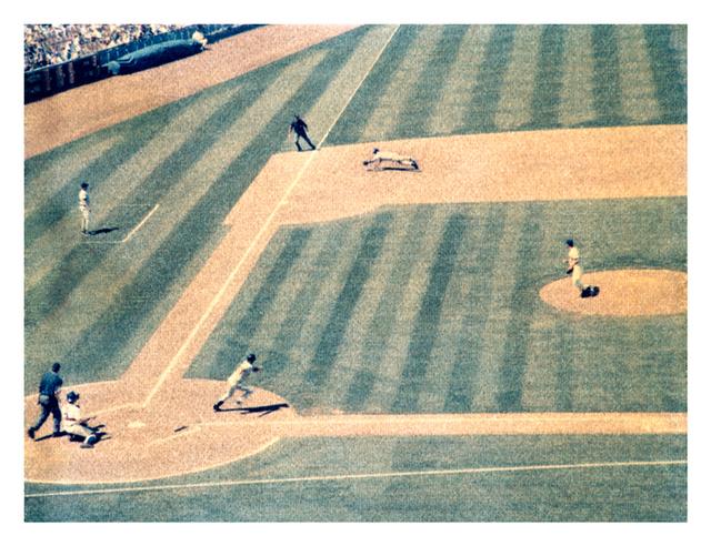 John Huggins, 'Baseball', 1997, Sears-Peyton Gallery