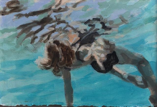 , 'Flow,' 2017, Eisenhauer Gallery