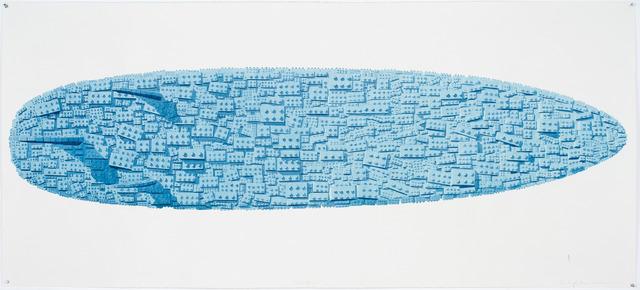 , 'Surf de Lego uno,' 2013, Galerie Peter Kilchmann