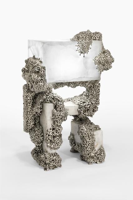 , 'Silvered Stone Light,' 2018, Wasserman Projects