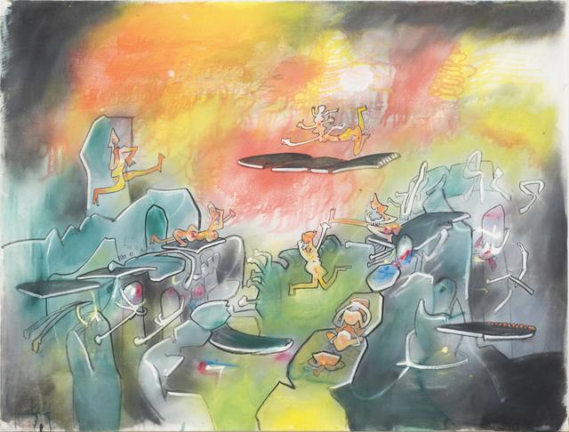 , 'Cytherance,' 1972, New River Fine Art