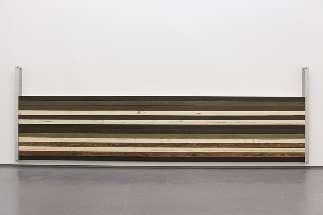 , 'Wall Wood,' 2015, FOLD Gallery