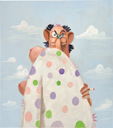 George Condo, 'The Homeless Hobo,' 2009, Phillips: 20th Century & Contemporary Art & Design Evening Sale