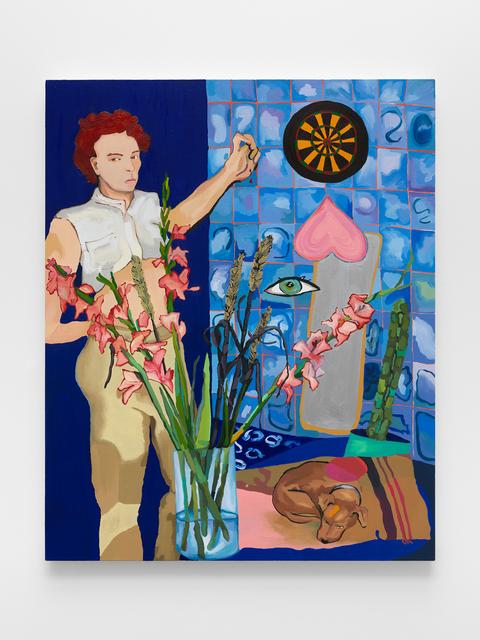 , 'Autoportrait,' 2019, MARTOS GALLERY