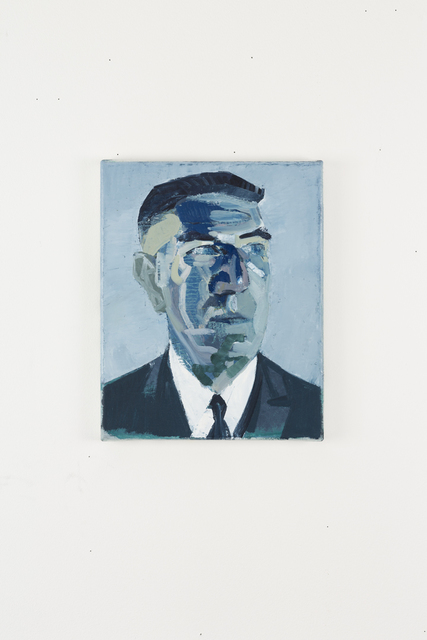 Alex van Warmerdam, 'Man met smalle stropdas', 2017, GRIMM