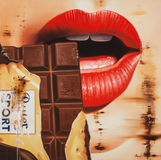 , 'Chocolate Taste,' 2018, 2CforArt