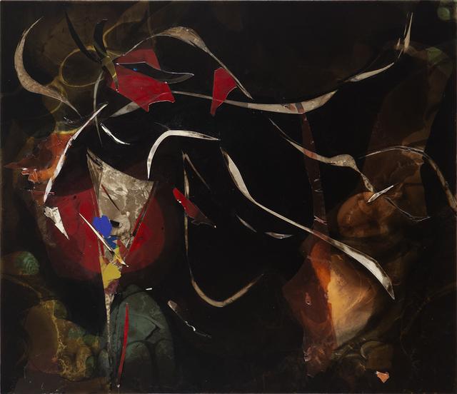 , 'Spew,' 2018, Nancy Hoffman Gallery