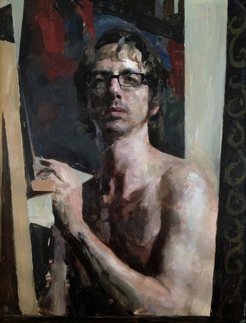 , 'Self Portrait,' , Sirona Fine Art