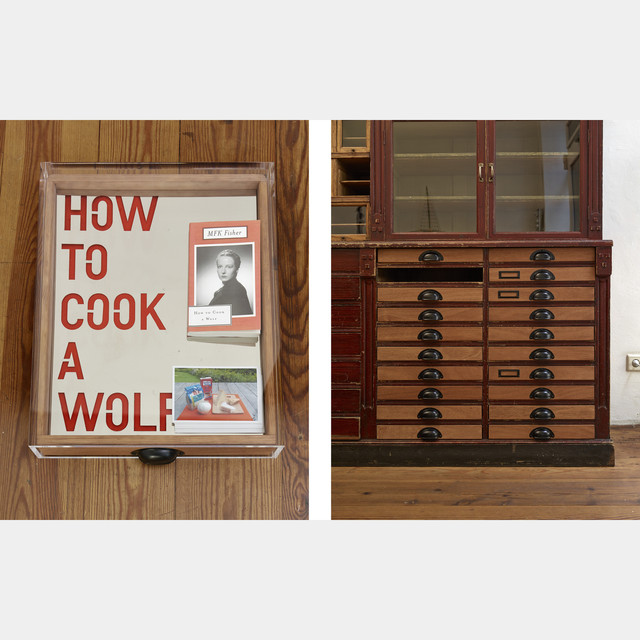 , 'untitled 2013 (how to cook a wolf),' 2013, Helga Maria Klosterfelde Edition
